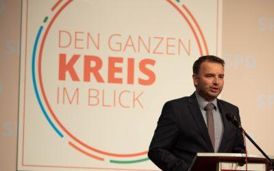 Dorstener Landtagsabgeordneter Hübner zählt zu den Spitzenkandidaten für das Ruhrparlament