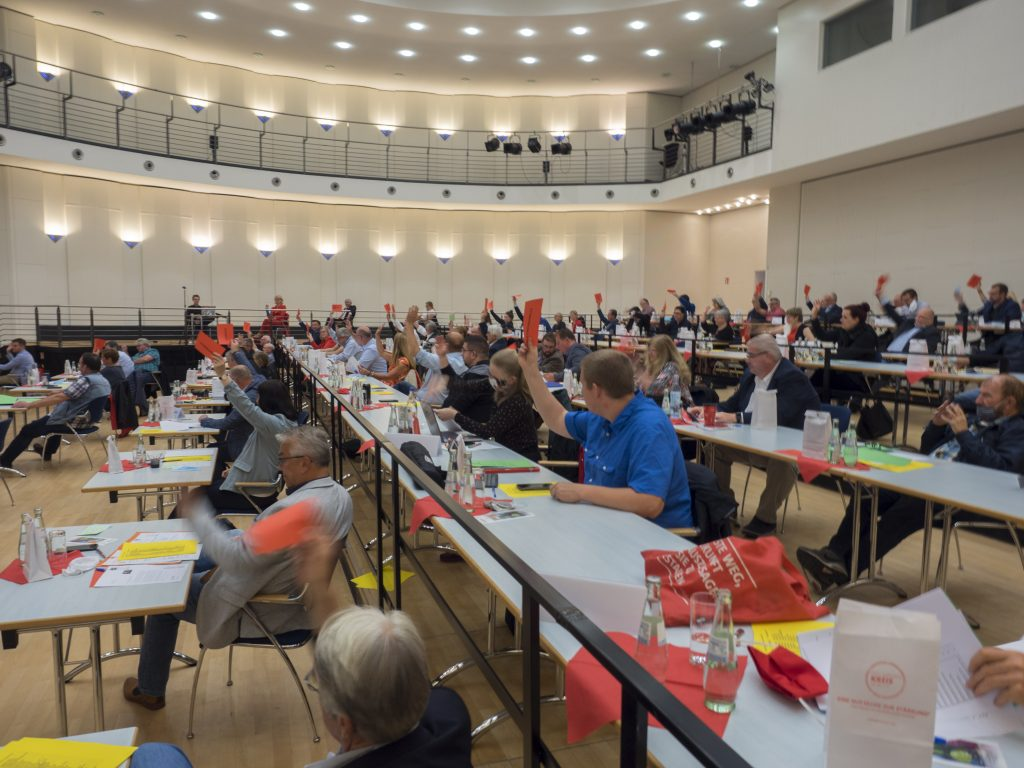 Wahlkreis Delegiertenkonferenz in Oer-Erkenschwick