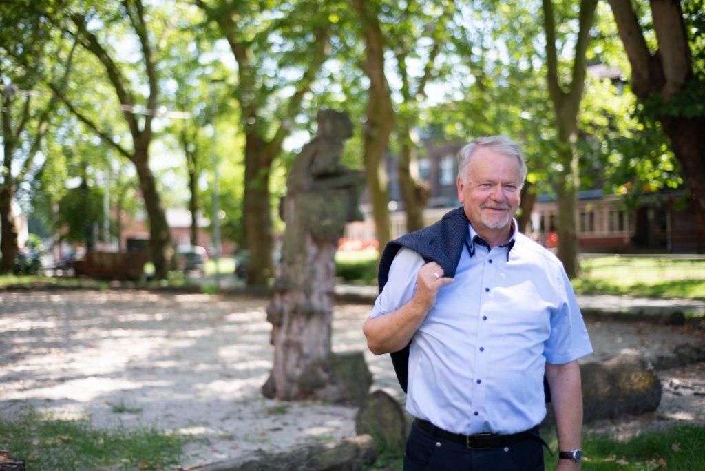 Spitzenkandidat Fragemann