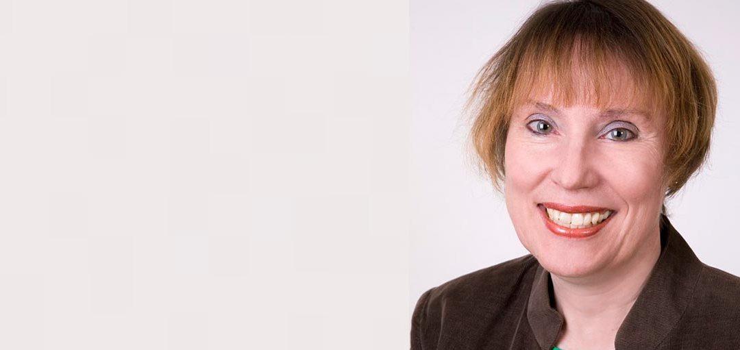 Petra Somberg Romanski ist unsere Kandidatin für das Ruhrparlament
