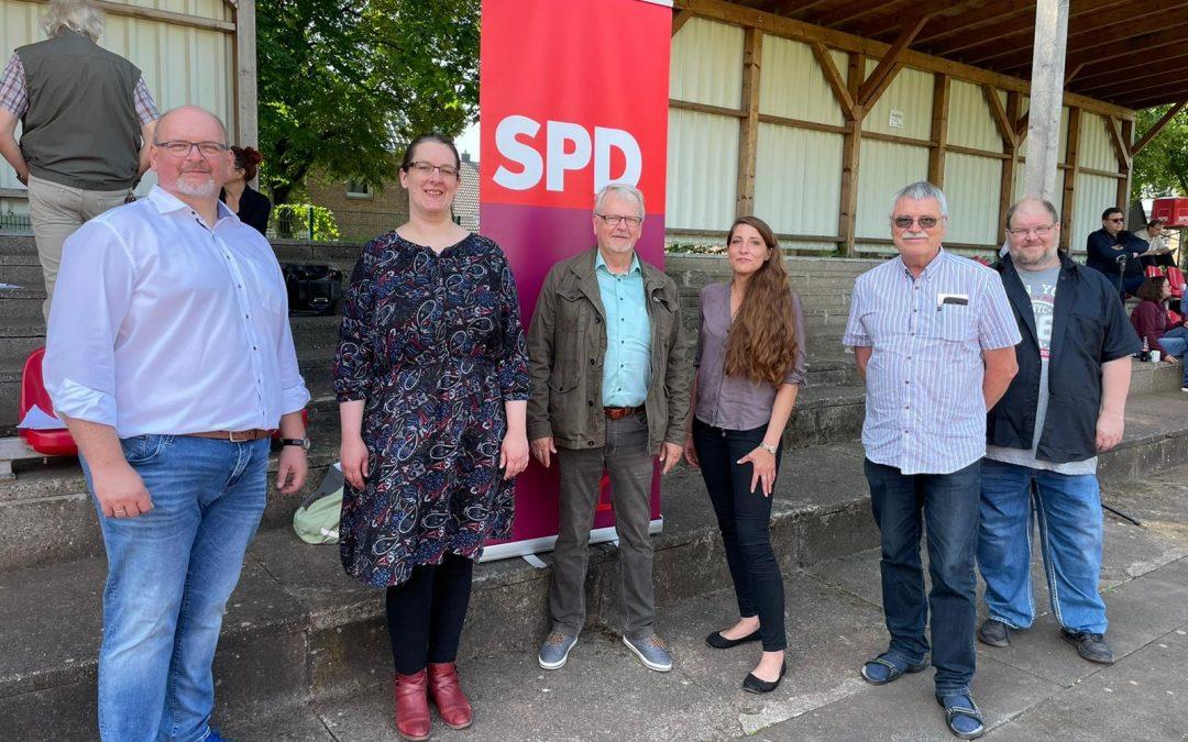 Dorstener SPD wählt Doppelspitze